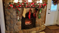 Xmas Open House & Crystal Extravaganza @ The Butter Barn B & B