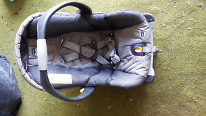Used car seat for new born