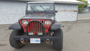 1989 Jeep Other yj Convertible