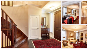 Rarely available 5 bed, 5 bath detached in Richmond Hill
