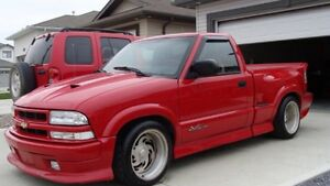 Supercharged s10 xtreme