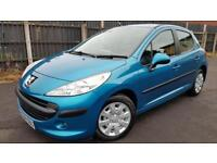 A REAL GEM,2008 PEUGEOT 207 1.4 S FIVE DOOR,mini,bmw,beetel,astra,clio,fiesta,yaris,civic,jazz,micra