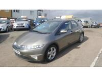 2007 Honda Civic Hatch 5Dr 1.8i-VTEC 140 ES 6Spd Petrol grey Manual