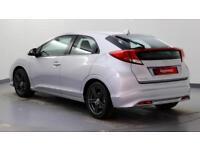 2013 Honda Civic 1.8 i-VTEC Ti Petrol silver Manual