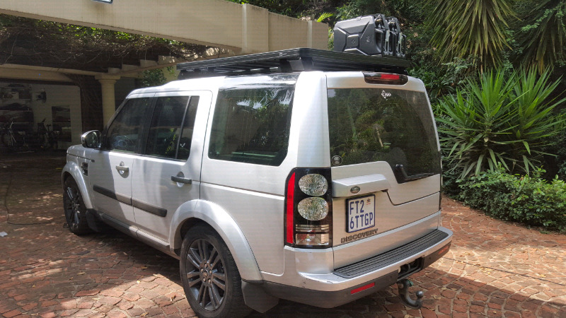 Land Rover Discovery 4 Roof Rack Fourways Gumtree