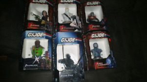 Gi joe numbered busts.