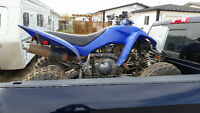 Raptor 350 for sale runs great NEEDS TO GO!!