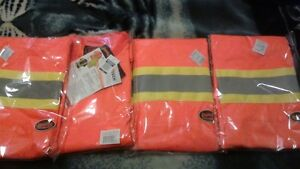 Pioneer Safety -Shirts Large  Size 4 Shirts