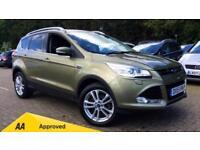 2015 Ford Kuga 1.5 EcoBoost 182 Titanium X Automatic Petrol 4x4