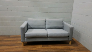 Free delivery: Gray Ikea Karlstad Loveseat