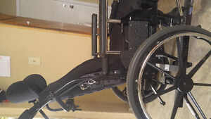 *CONCEPT 45 WHEELCHAIR by INVACARE *