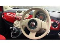 2011 Fiat 500 1.2 Lounge (Start Stop) Manual Petrol Hatchback