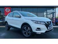 2020 Nissan Qashqai 1.3 DiG-T 160 N-Connecta 5dr DCT [Glass Roof Pack] Petrol Ha