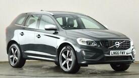 image for 2016 Volvo XC60 D4 [190] R DESIGN Lux Nav 5dr AWD Geartronic Auto FourByFour die