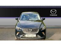 2017 Mazda CX-3 2.0 Sport Nav 5dr Petrol Hatchback Hatchback Petrol Manual