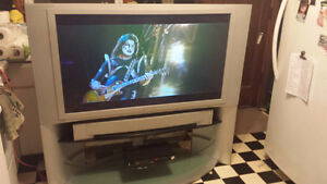 60 inch Panasonic LCD projection