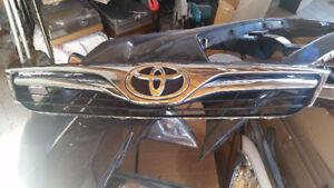 2012 2013 2014 TOYOTA CAMRY FRONT CHROME GRILLE OEM 53111-06430