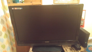 "Sylvania 42"" Inch LCD Flat Screen TV"