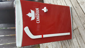 Canadian Mini Fridge Good condition but needs new motor