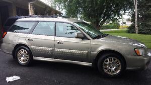 2003 Subaru Outback H6 3.0 Familiale
