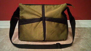 Safety 1st Diaper Bag + Change Pad