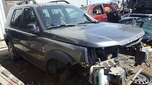 2003 LAND ROVER SERIES FOR PARTS! / PARTING OUT! SD0314