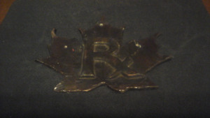 Metal RX Leaf