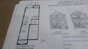 Never Lived In Brand New 4 Bed End unit Town House for rent