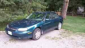 2002 Chevrolet Malibu! GREAT RUNNER!!
