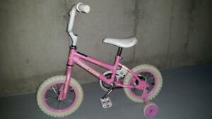 Scooters and Girls Bike