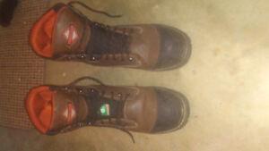 Workload Industrial mens work boots