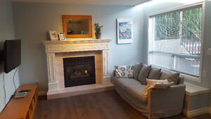 Newly renovated fully furnished two double bedroom suite