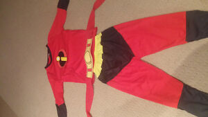 Mr. Incredibles Halloween costume: for 5, 6 or 7 yr old