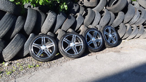 Mags and Tires  (EMAIL NO WORKING - PLS TEXT ME TO 514 503 7617)