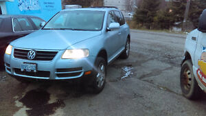 2004 Volkswagen Touareg V8 SUV Certified - $4600 First come