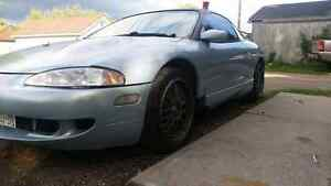 1995 Eagle Talon TSI AWD TURBO RARE AF