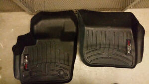 Weather-Tech Front Car Mats for Ford Fusion...2013 - Present