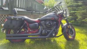 Kawasaki Meanstreak Special Edition