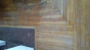 Solid Maple Flooring 3/4 inch thick X 2 1/2 inch Wide