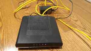 Thomson cable modem for Ebox