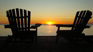 ***Lakefront Cottage - Point Pelee - Lake Erie - Golf***