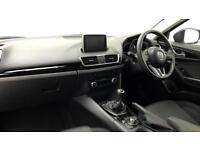 2016 Mazda 3 Mazda Hatchback SE-L Petrol silver Manual