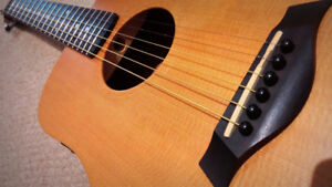Taylor Baby Acoustic Electric Guitar - $385