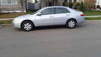 AMAZING DEAL!!!!! 2005 Honda Accord  only $5500