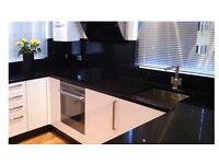 Granite Veneer Kitchen Worktops