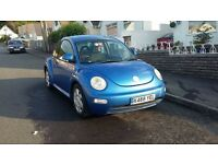 VW Beetle £650 Ono.