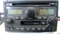 2003 to 2008 Honda Pilot CD/Tape player