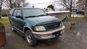 REDUCED 1997 ford expedition
