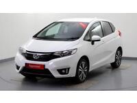 2017 Honda Jazz 1.3 i-VTEC EX Petrol white Automatic