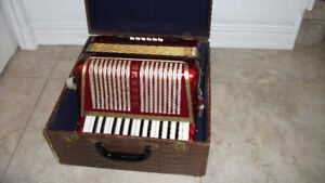 Hohner  Accordion-Made in Germany